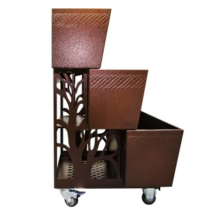 MobileGro Planter 3 Tier