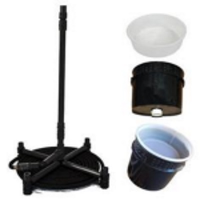 55 Gallon Composting Tea Brewer Kit