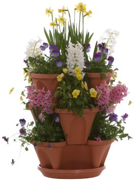 Nancy Jane Self-Watering Stacking Planter Kit