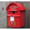 English Postbox Birdhouse